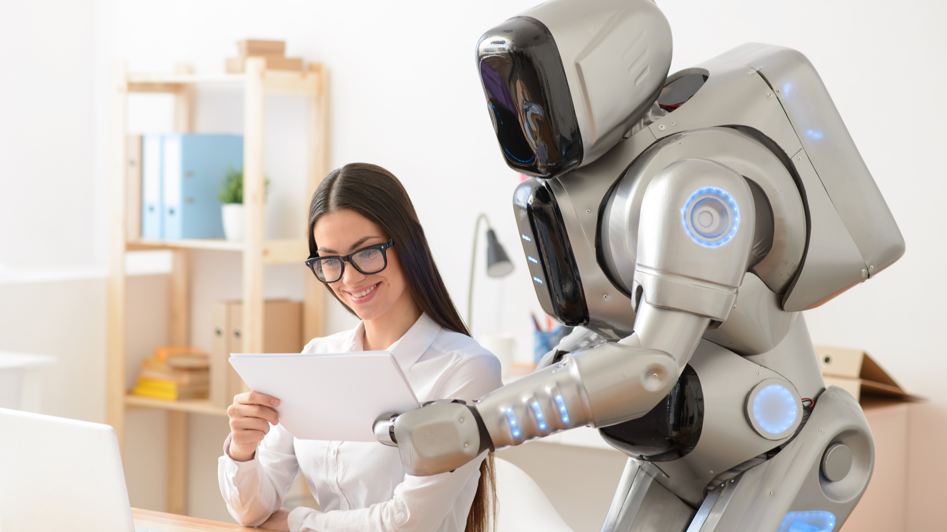 Robotic Process Automation Finance